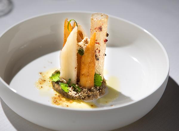 Culinair dineren bij restaurant de herberg van smallingerland for Moderne kookstijl